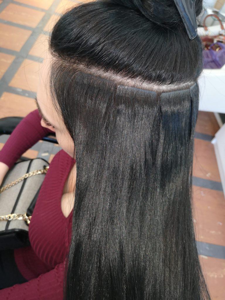 2 1 768x1024 - Онлайн запись студия наращивания волос