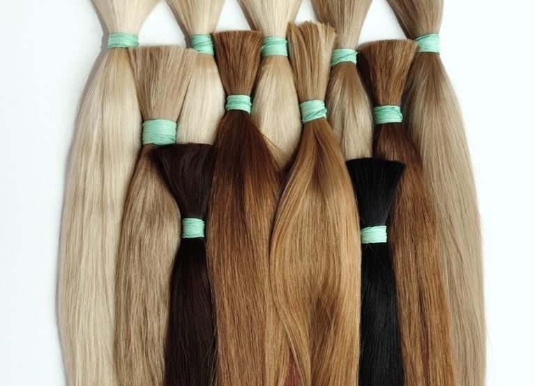Волосы для наращивания волос