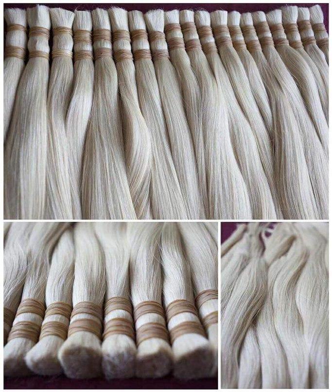 Обработка волоса для наращивания