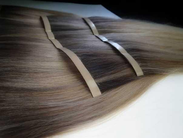biotape0 - Биолента для наращивания волос